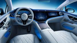 """NỘI THẤT tuyệt đẹp của Mercedes EQS 2022 - """"S Class chạy điện"""" cực đỉnh"""