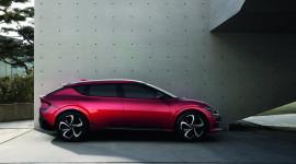 Kia EV6 2021 chốt giá từ 56.344 USD tại Anh quốc