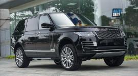 Range Rover SVAutobiography 2021 giá khoảng 13 tỷ tại Việt Nam