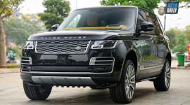 Ảnh chi tiết Range Rover SVAutobiography 2021 giá 13 tỷ tại Việt Nam