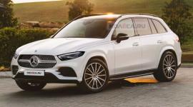 Xem trước thiết kế của Mercedes-Benz GLC thế hệ mới