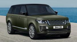 Range Rover SVAutobiography Ultimate 2021 ra mắt với màu sơn độc đáo