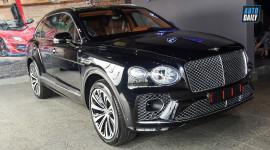 Chi tiết Bentley Bentayga First Edition 2021 nhập tư giá hơn 18 tỷ