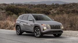 Tucson giúp Hyundai lập kỷ lục doanh số cao nhất mọi thời đại
