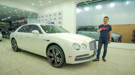Trải nghiệm Bentley Continental Flying Spur 2014 tầm 10 tỷ