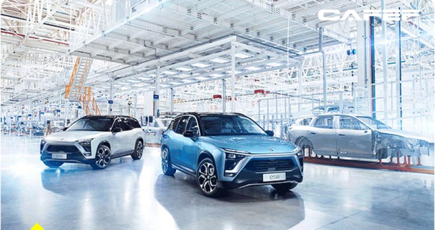 """""""Giấc mơ"""" ô tô điện của Trung Quốc"""