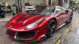 Siêu xe Ferrari 488 Pista Spider thứ 2 về Việt Nam