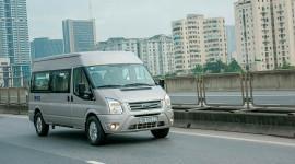 Ford Transit được mở rộng chế độ bảo hành lên tới 200.000 km
