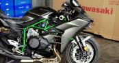"""""""Siêu phẩm"""" Kawasaki Ninja H2 Carbon 2021 giá hơn 1 tỷ đồng về Việt Nam"""