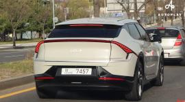 Ảnh thực tế Kia EV6: Thiết kế thực sự bắt mắt