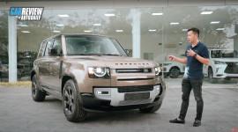Chiếc Land Rover Defender đặc biệt