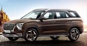 Hyundai Alcazar 2021 ra mắt: Mẫu SUV 7 chỗ mới, cạnh tranh Honda CR-V