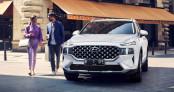 Hyundai Santa Fe 2021 ra mắt tại Indonesia, giá từ 39.000 USD