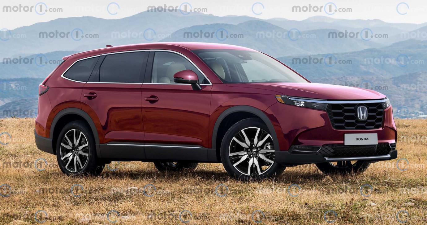 Xem trước thiết kế của Honda CR-V 2023 thế hệ mới: Cứng cáp và hầm hố hơn
