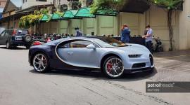 Bugatti Chiron thứ 3 về Campuchia, Việt Nam vẫn chưa có chiếc nào