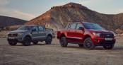 Ford Ranger được bổ sung 2 phiên bản giới hạn mới