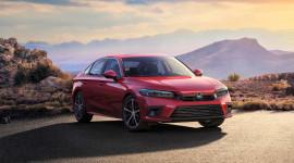 Hình ảnh chính thức đầu tiên của Honda Civic 2022