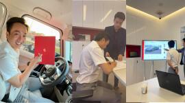 Doanh nhân Quốc Cường đặt mua Ferrari SF90 Stradale chính hãng tại Việt Nam