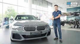 """BÓC TEM """"hàng nóng"""" BMW Series 5 thế hệ mới vừa ra mắt tại Việt Nam"""