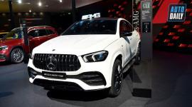 Mercedes-Benz GLE 53 Coupe 2021 sắp ra mắt tại Việt Nam, giá hơn 5,3 tỷ
