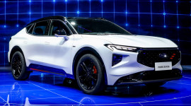 Ford Evos 2021 ra mắt với màn hình khổng lồ 1,1 mét