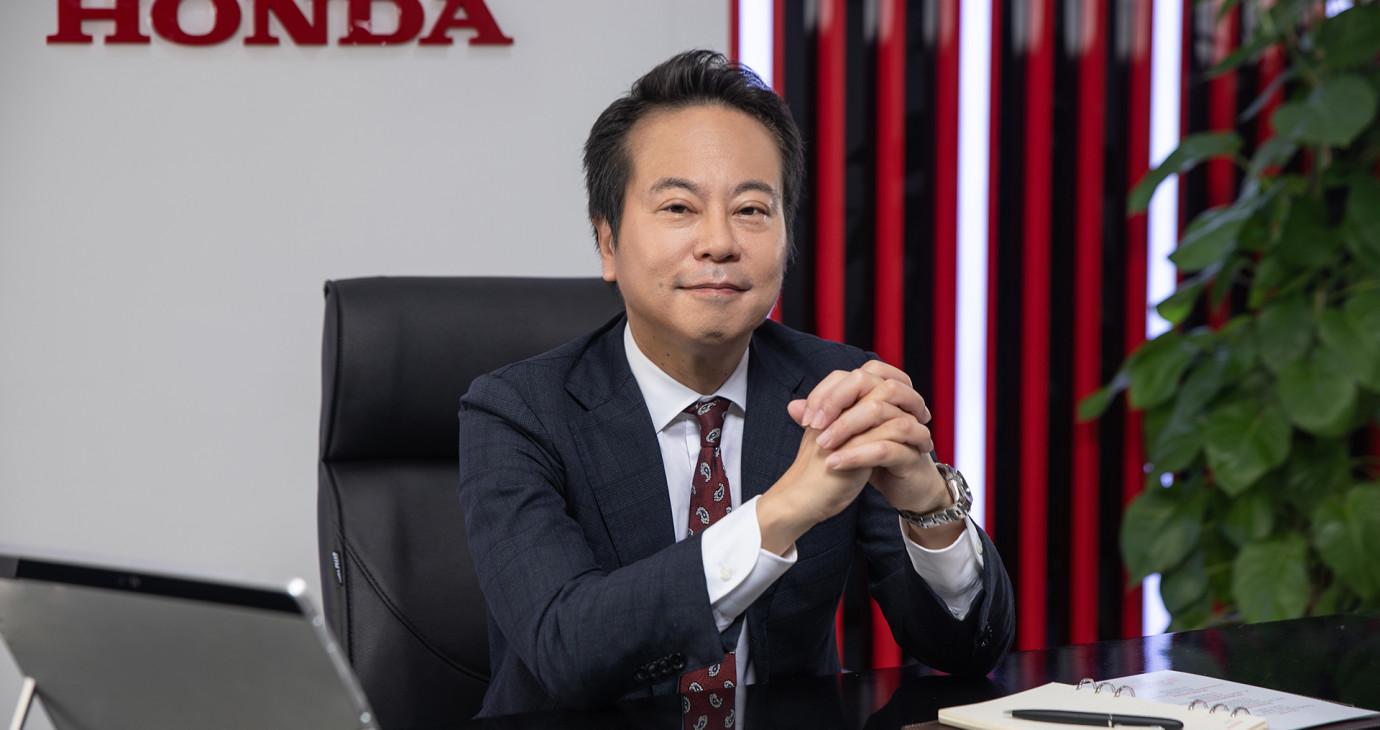 Honda Việt Nam có Tổng Giám đốc mới từ 1/4/2021