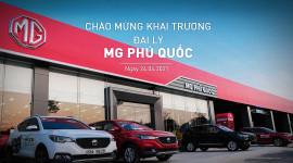MG Việt Nam ra mắt liên tiếp 4 đại lý trên toàn quốc
