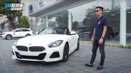 Trải nghiệm nhanh BMW Z4 - Mui trần độc đáo