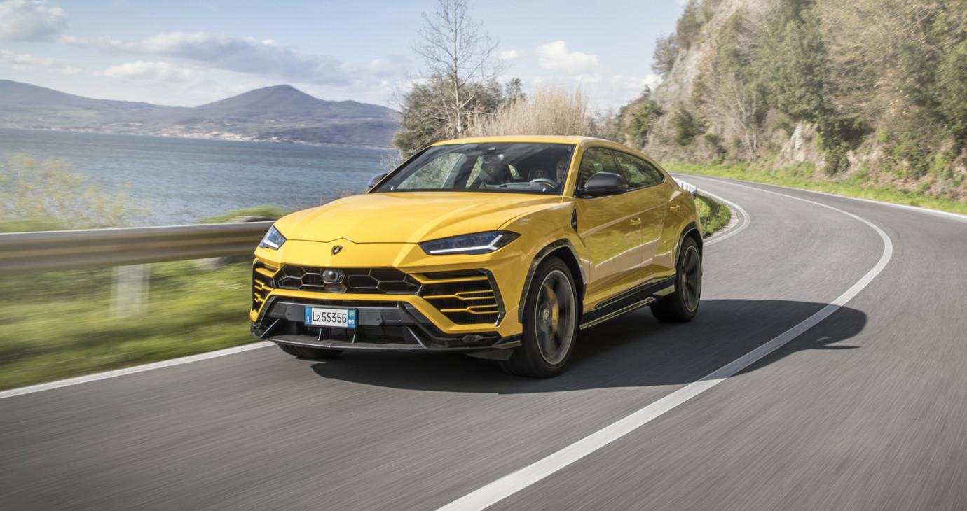 Urus giúp Lamborghini lập kỷ lục doanh số quý I/2021