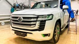 """Thêm ảnh """"nóng"""" Toyota Land Cruiser 2022"""