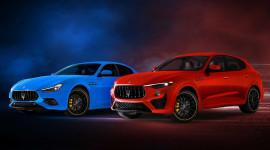 Maserati ra mắt phiên bản F Tributo 2021 cho Ghibli và Levante