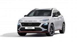 Hyundai Kona N 2022 chính thức trình làng