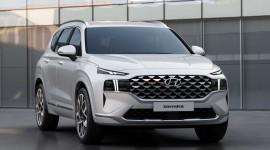 Hyundai Santa Fe 2021 giành giải thưởng an toàn Top Safety Pick