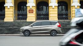 """Suzuki Ertiga - """"máy kiếm tiền"""" của tài xế công nghệ"""
