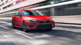 Honda Civic Sedan 2022 chính thức trình làng