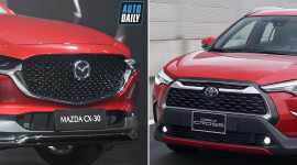 Tầm giá hơn 800 triệu, chọn Mazda CX-30 Luxury hay Toyota Corolla Cross 1.8V?