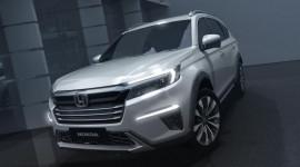Honda N7X concept ra mắt: Bản xem trước của mẫu SUV 7 chỗ mới