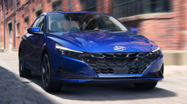 Hyundai Elantra 2021 được bổ sung phiên bản giá mềm hơn tại Malaysia