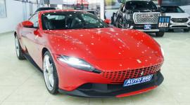 Chi tiết Ferrari Roma thứ 2 về Việt Nam, giá hơn 20 tỷ đồng