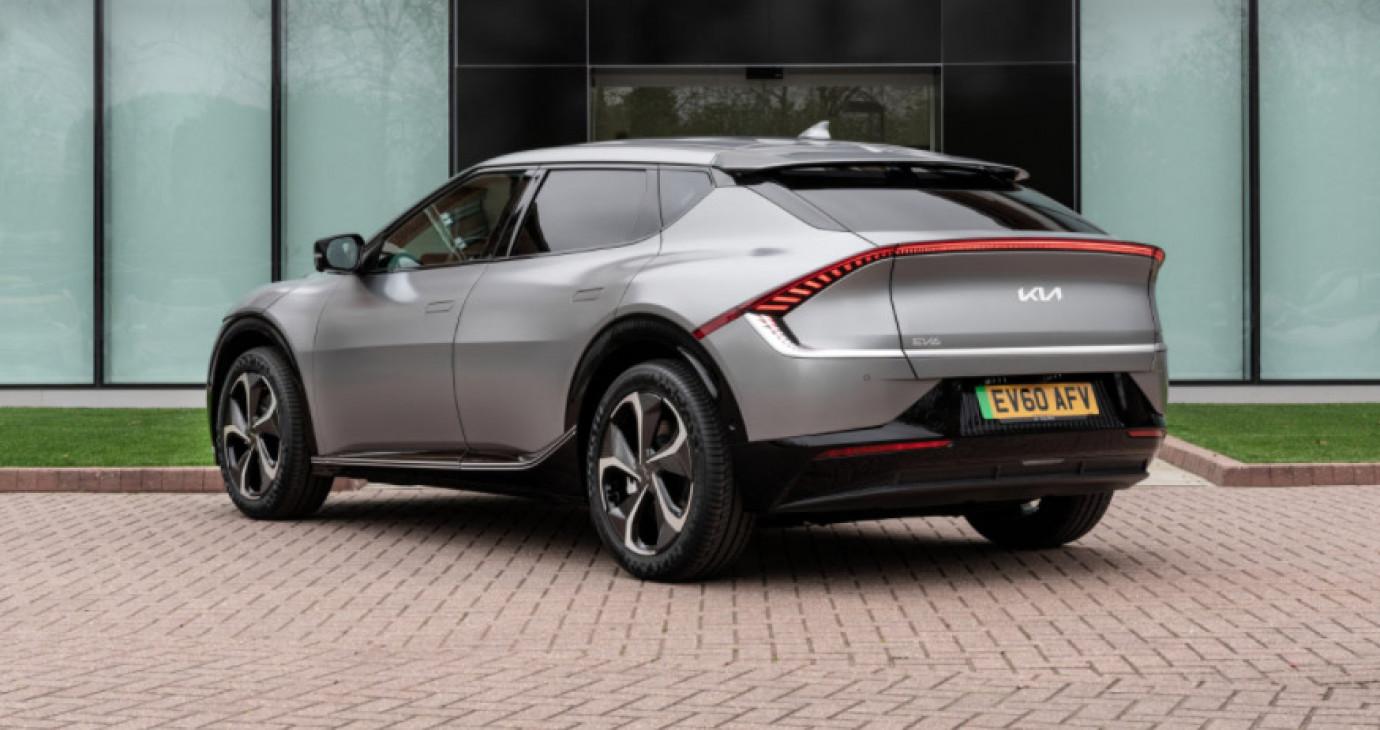 Xe điện Kia EV6 chốt lịch ra mắt tại thị trường Mỹ