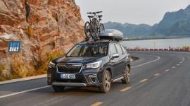 Subaru Forester giảm giá mạnh trong tháng 5, lên đến 159 triệu đồng