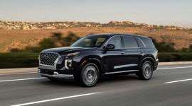 Hyundai Palisade và Sonata phiên bản nâng cấp sẽ ra mắt vào năm 2022