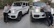 Sơn Tùng M-TP tậu Mercedes-AMG G63 trị giá hơn 10 tỷ