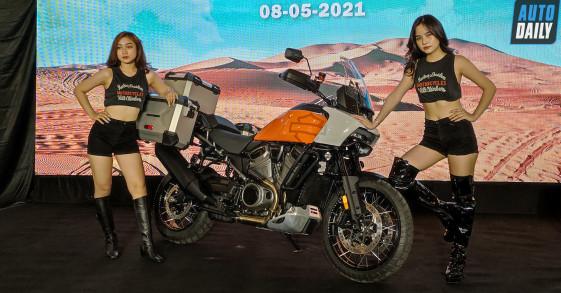 Harley-Davidson Pan America 1250 Special giá cao nhất 919 triệu