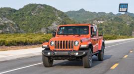 Đánh giá Jeep Gladiator Rubicon - Bóc tách CHẤT của một chiếc bán tải độc lạ