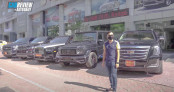 Trải nghiệm dàn xe trăm tỷ cực khủng ở Hà Nội