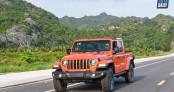 Đánh giá Jeep Gladiator Rubicon 2021: Sinh ra để chinh phục