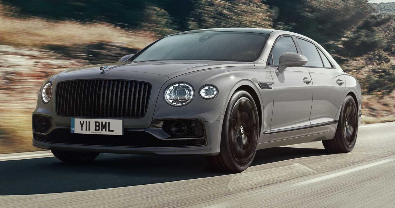Bentley Flying Spur 2022 được bổ sung thêm trang bị tiêu chuẩn