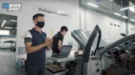 Chia sẻ cách xử lý đèn báo lỗi ABS/ESP trên Mercedes-Benz E300 với chi phí 0 đồng...