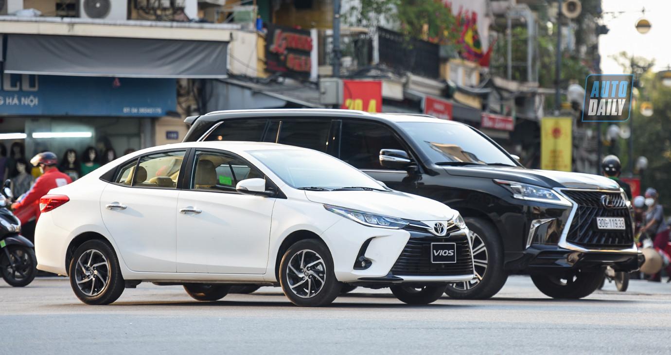 Toyota bán hơn 9 triệu xe trong năm tài chính 2021